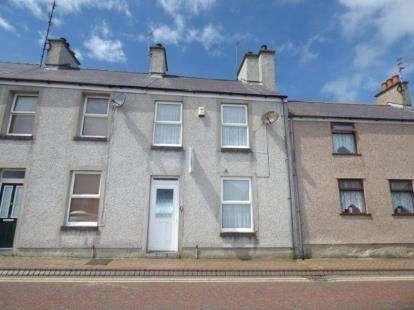 Terraced House for sale in Trearddur Square, Holyhead, Sir Ynys Mon, LL65