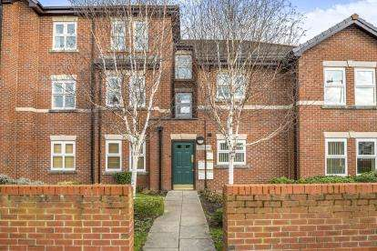 2 Bedrooms Flat for sale in Princes Gardens, Southport, Merseyside, PR8