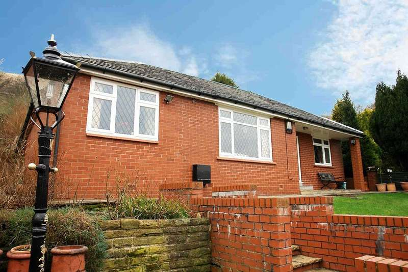 2 Bedrooms Detached Bungalow for sale in Littlemoor Lane, Diggle, Saddleworth