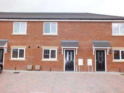 2 Bedrooms Mews House for sale in Hewitt Street, Leyland, Lancashire