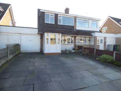 3 Bedrooms Semi Detached House for sale in Harewood Way, Macclesfield, Cheshire