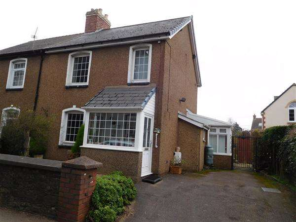 2 Bedrooms Semi Detached House for sale in Main Road, Caldicot