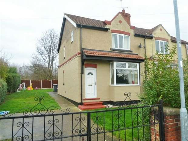 3 Bedrooms Semi Detached House for sale in Frederick Street, Goldthorpe, Rotherham, South Yorkshire