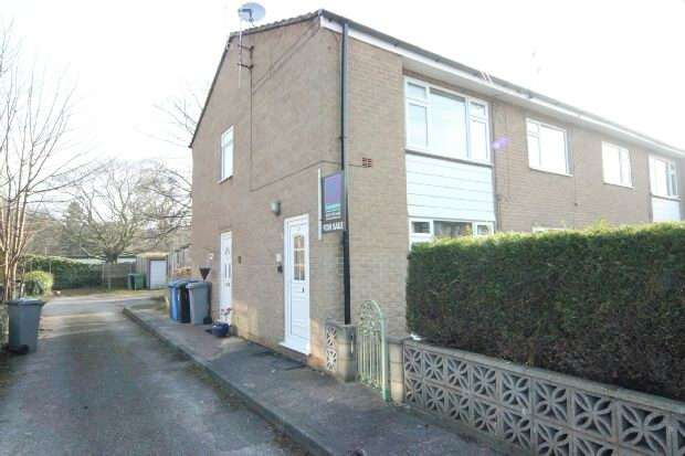 2 Bedrooms Apartment Flat for sale in Alma Road, Sale