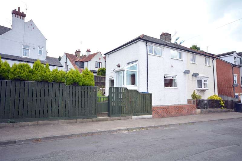 2 Bedrooms Semi Detached House for sale in Braithwaite Street, Bishop Auckland, DL14 7DQ