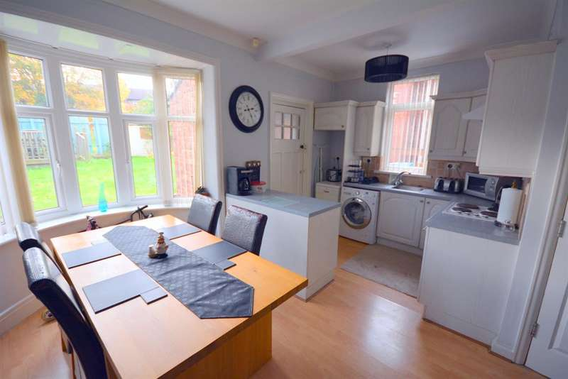 3 Bedrooms Semi Detached House for sale in Byerley Road, Shildon, , DL4 1HP