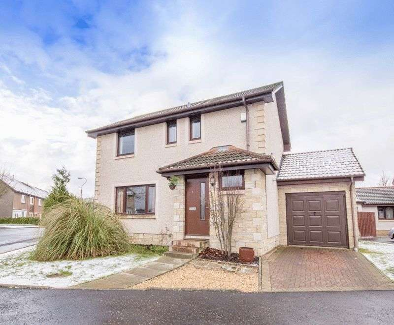 3 Bedrooms Detached House for sale in Arthur Court, Cowdenbeath