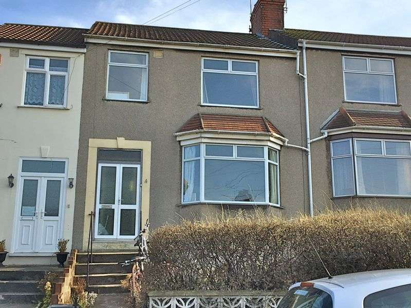3 Bedrooms Terraced House for sale in Stanley Chase, Bristol