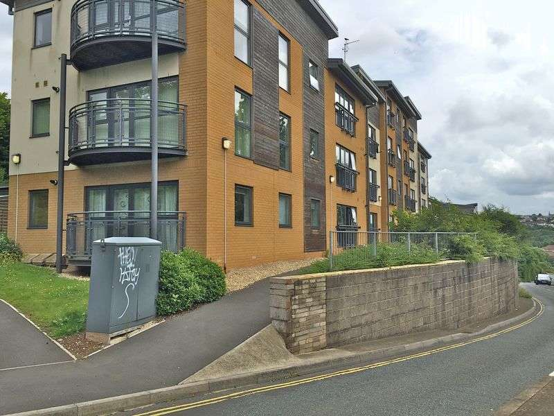 2 Bedrooms Flat for sale in Weavers Mill Close, Bristol