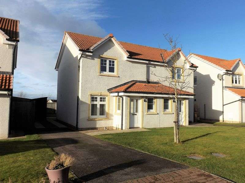 2 Bedrooms Semi Detached House for sale in , Wow Viewing recommended Two Bedroom early entry Westfield Avenue Inverness