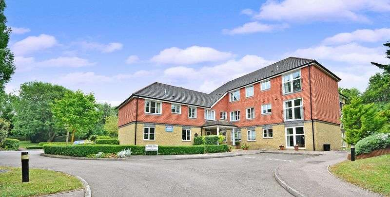 2 Bedrooms Retirement Property for sale in Warren Lodge, Canterbury, CT1 3XR