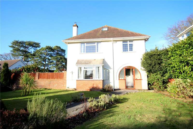 4 Bedrooms Detached House for sale in Frankland Crescent, Lower Parkstone, Poole, Dorset, BH14