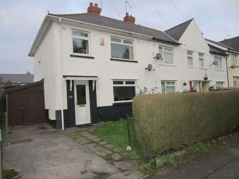 3 Bedrooms House for sale in Greenfarm Road Ely Cardiff CF5 4RJ