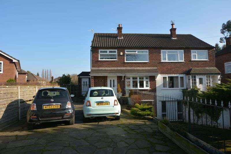 4 Bedrooms Semi Detached House for sale in Blackcarr Road, Baguley, Manchester