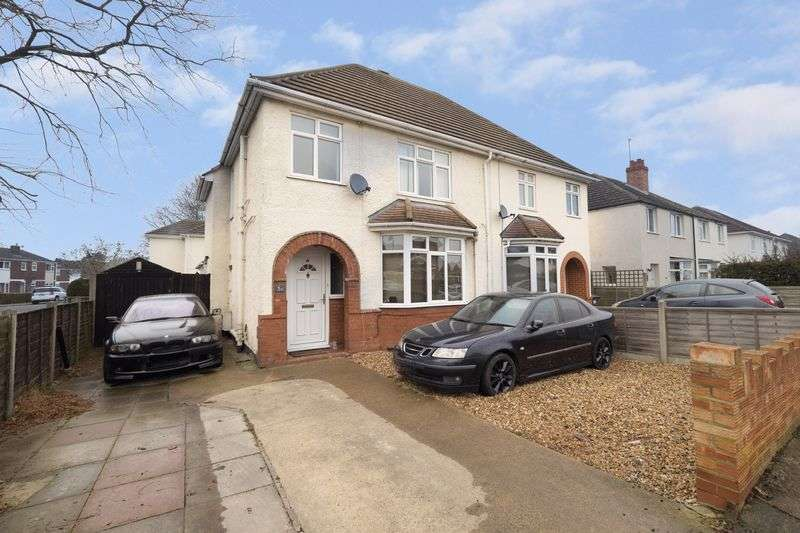 3 Bedrooms Semi Detached House for sale in Orchard Street, Kempston, Bedford