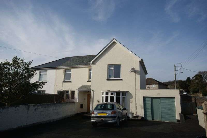 4 Bedrooms Semi Detached House for sale in Beacon Road, Bodmin