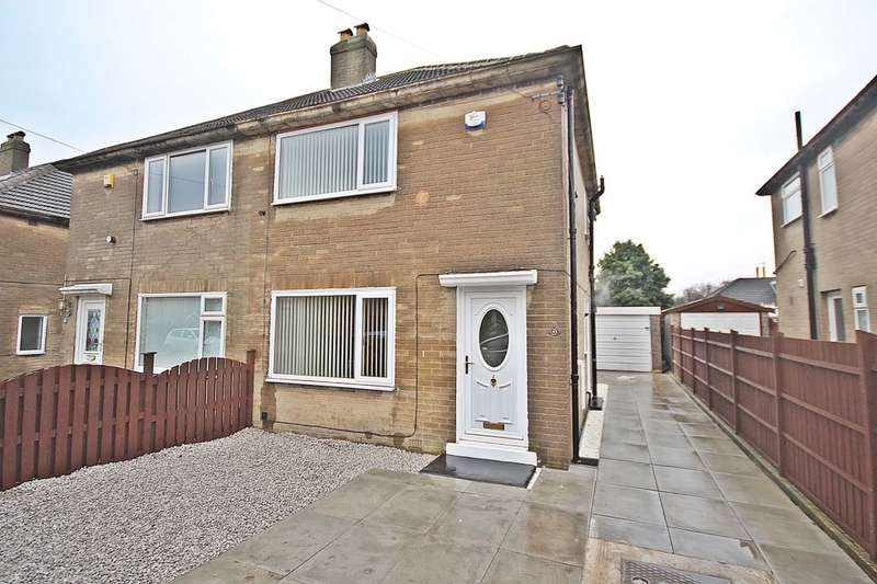 2 Bedrooms Semi Detached House for sale in Lulworth Drive, Leeds, LS15