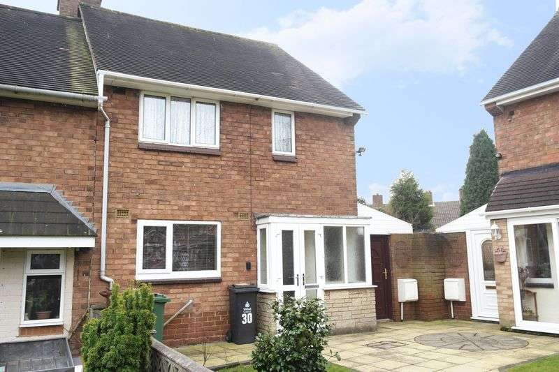 2 Bedrooms Terraced House for sale in Davy Road , Walsall