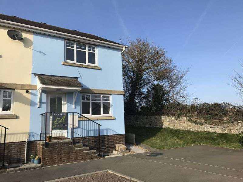 2 Bedrooms Terraced House for sale in Holly Close, Chudleigh