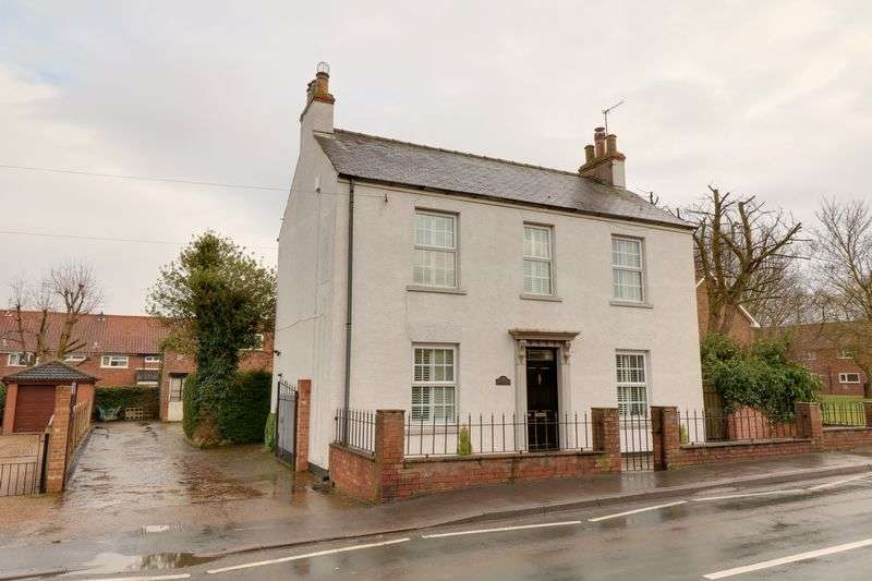 3 Bedrooms Detached House for sale in High Street, Belton