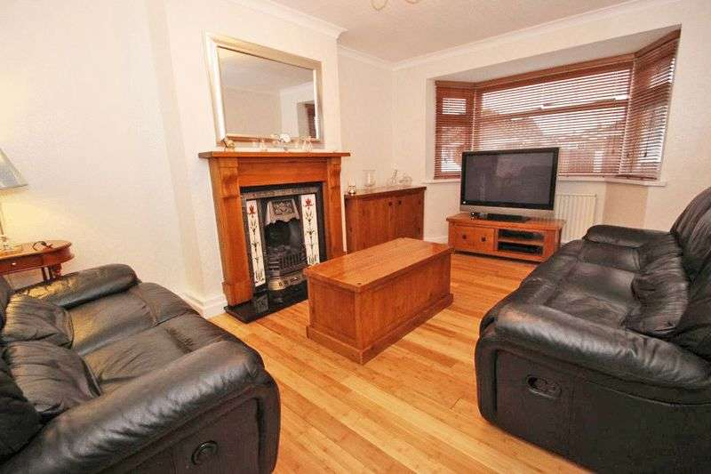2 Bedrooms Semi Detached Bungalow for sale in MIDFIELD PLACE, HUMBERSTON