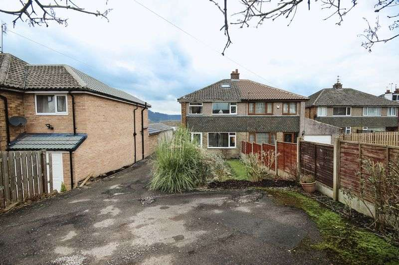 3 Bedrooms Semi Detached House for sale in Lower Edge Road, Elland