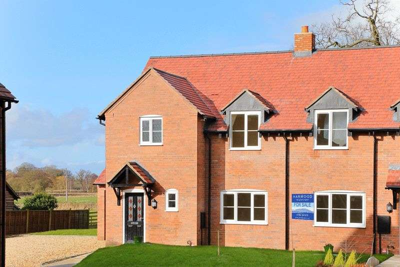 3 Bedrooms Terraced House for sale in Dorrington, Shrewsbury