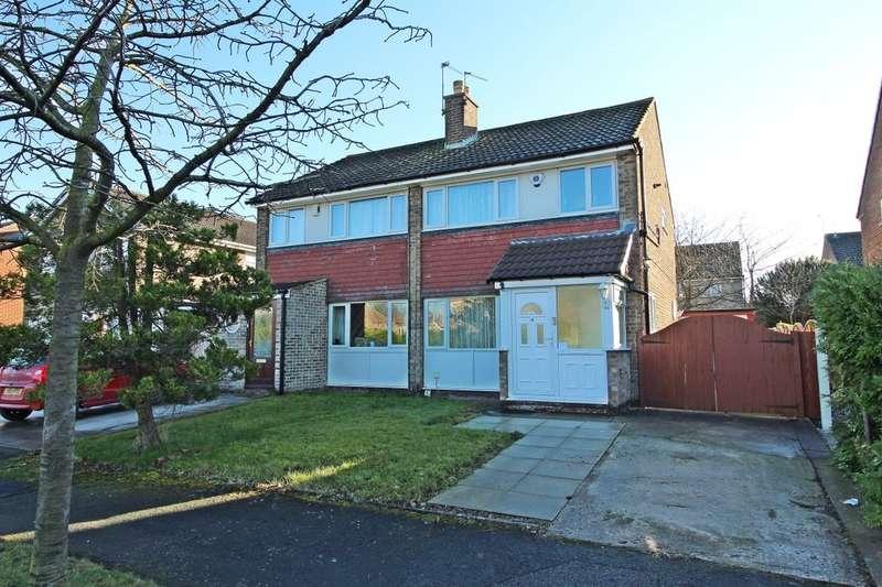 3 Bedrooms Semi Detached House for sale in Birkdale Drive, Leeds, LS17