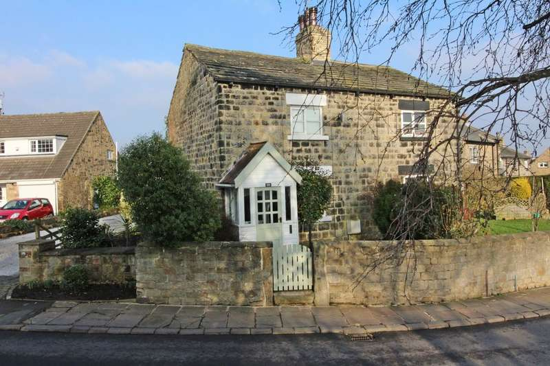 2 Bedrooms Semi Detached House for sale in Main Street, Shadwell, Leeds, LS17