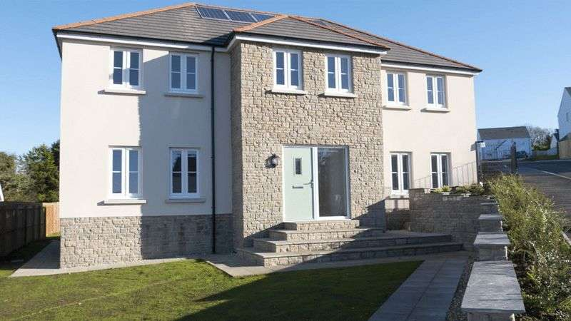 4 Bedrooms Detached House for sale in Plot 1, Green Meadows Park, Tenby