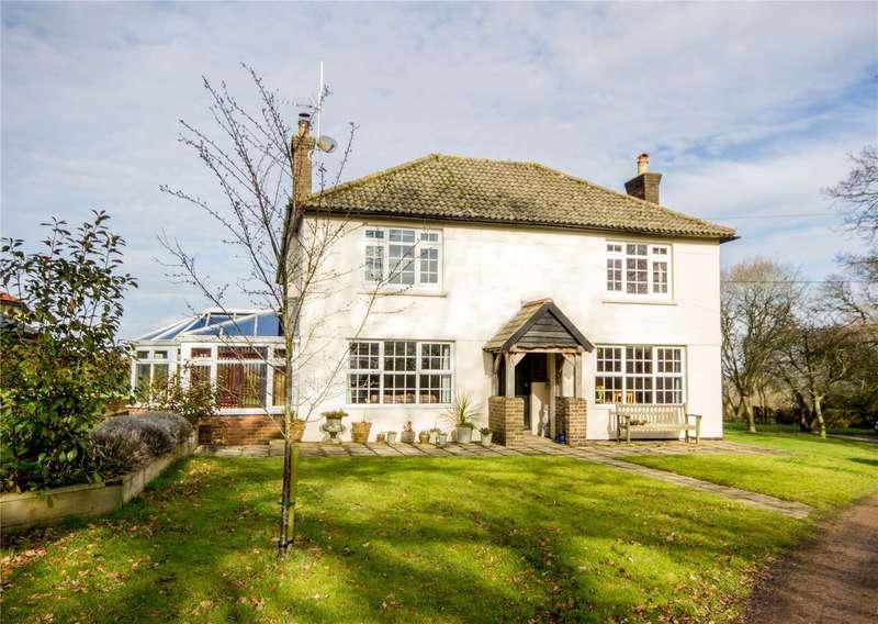 4 Bedrooms Detached House for sale in Swife Lane, Broad Oak