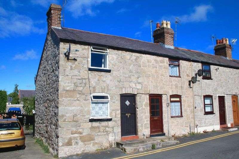 1 Bedroom Terraced House for sale in Church Street, Rhuddlan