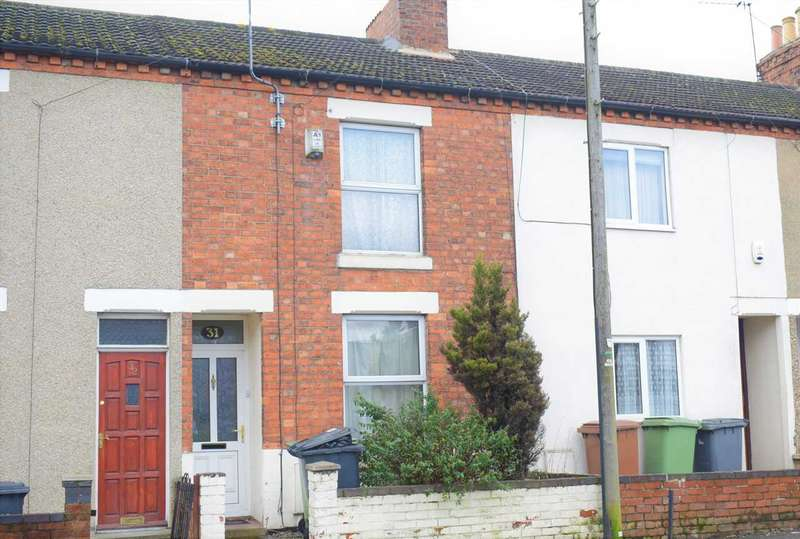 3 Bedrooms Terraced House for sale in Regent Street, Wellingborough, NN8 4DW
