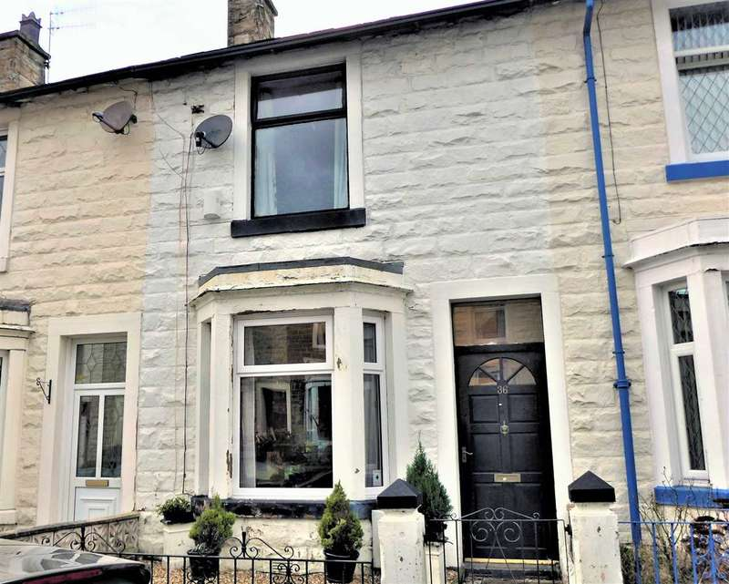 3 Bedrooms Terraced House for sale in Shakespeare Street, Padiham