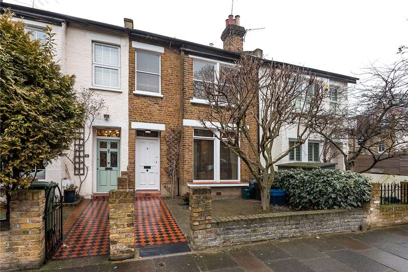 3 Bedrooms Terraced House for sale in Wick Road, Teddington, TW11