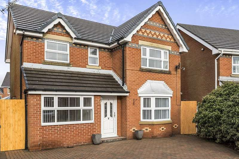 4 Bedrooms Detached House for sale in Countess Park, Liverpool, L11