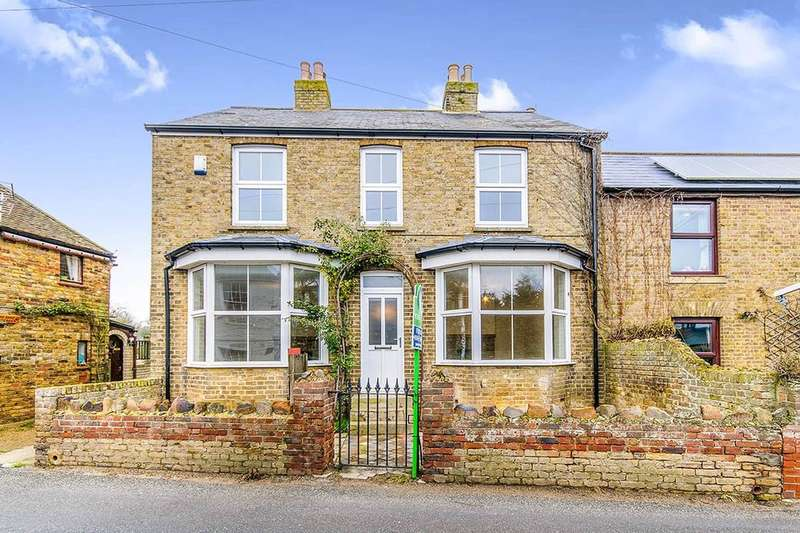3 Bedrooms Detached House for sale in Monkton Street, Monkton, Ramsgate, CT12