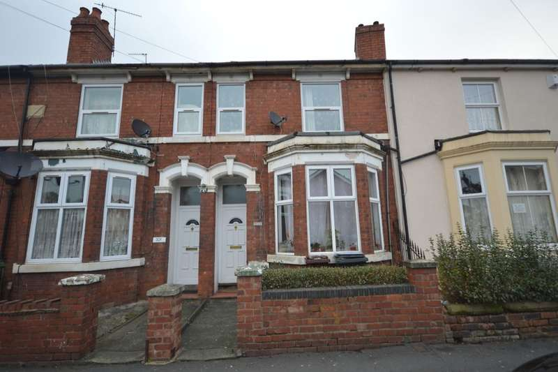 4 Bedrooms Property for sale in Newhampton Road East, Wolverhampton, WV1