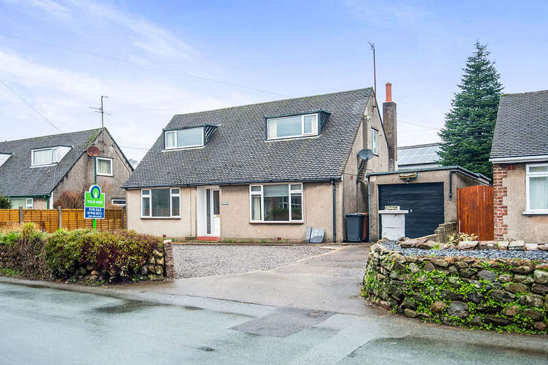 3 Bedrooms Detached Bungalow for sale in Wasdale Road, Gosforth, Seascale, CA20
