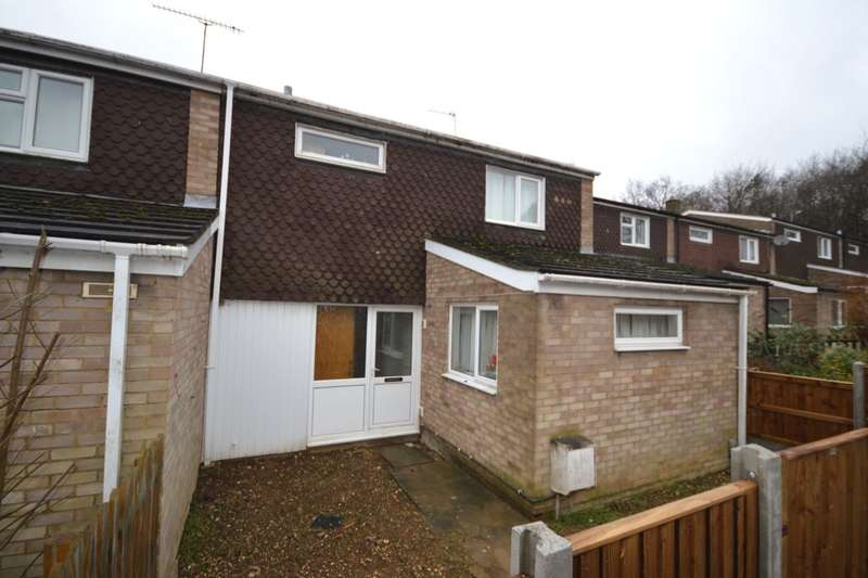 4 Bedrooms Property for sale in Grace Way, Stevenage, SG1
