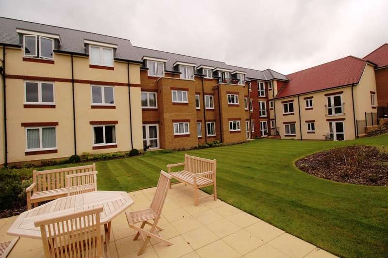 2 Bedrooms Flat for sale in Simmonds Lodge Havant Road, Drayton, Portsmouth, PO6