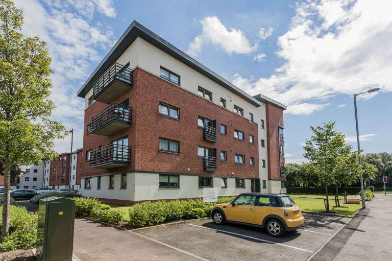 2 Bedrooms Flat for sale in 2/1 Mulberry Square, Renfrew, Renfrewshire, PA4 8AR