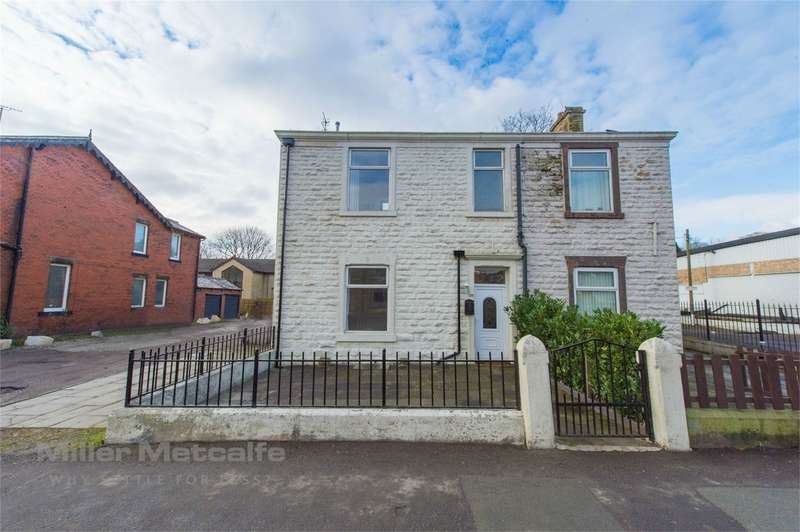 3 Bedrooms Semi Detached House for sale in Market Street, Tottington, Bury, Lancashire