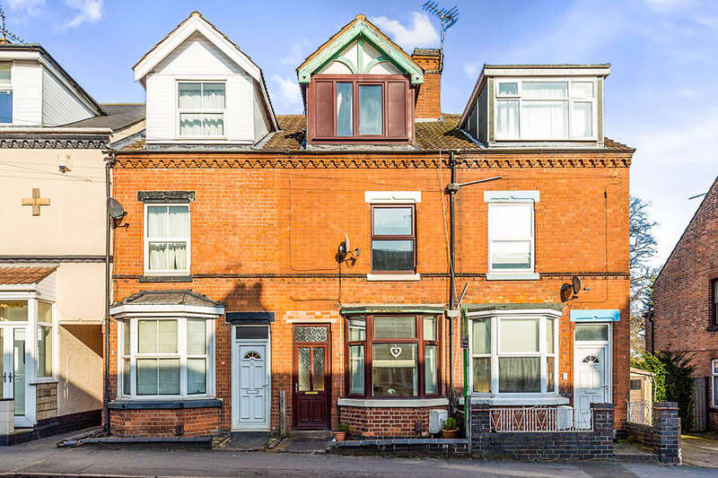 3 Bedrooms Property for sale in Queens Road, Hinckley, LE10