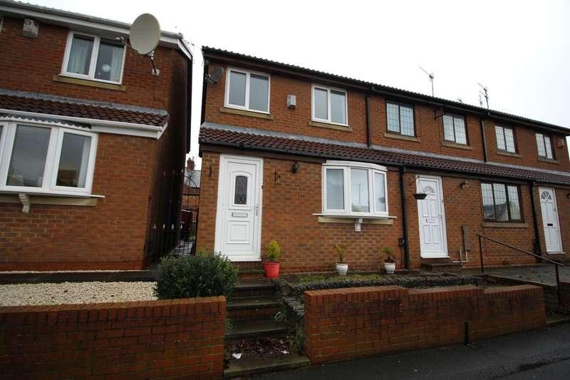 3 Bedrooms Property for sale in Pendle Green, High Barnes, Sunderland, SR4
