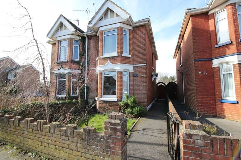 3 Bedrooms Semi Detached House for sale in Waterhouse Lane, Southampton, SO15