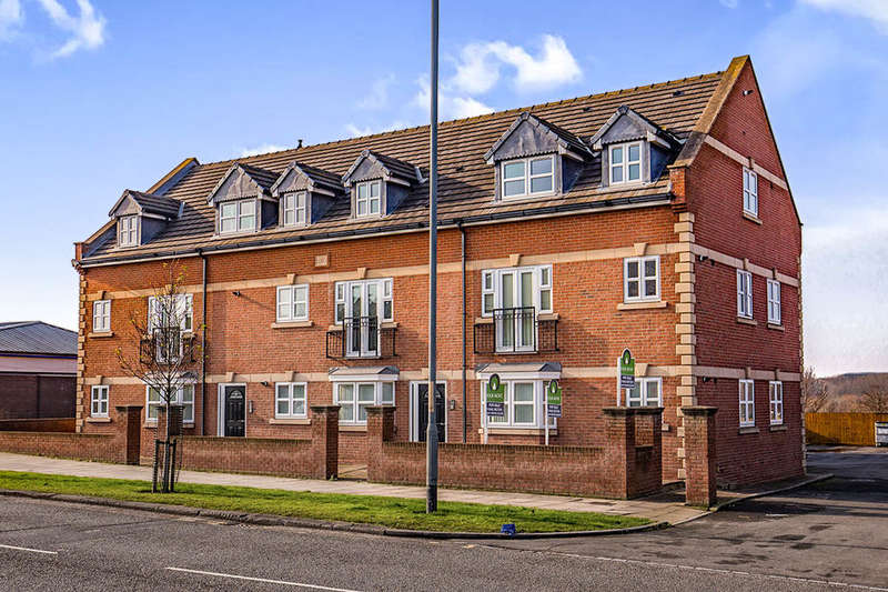 2 Bedrooms Flat for sale in The Old Dairy Thornaby Road, Thornaby, Stockton-On-Tees, TS17