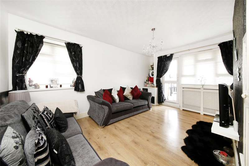 2 Bedrooms Apartment Flat for sale in Gatestone Court, Central Hill, Crystal Palace