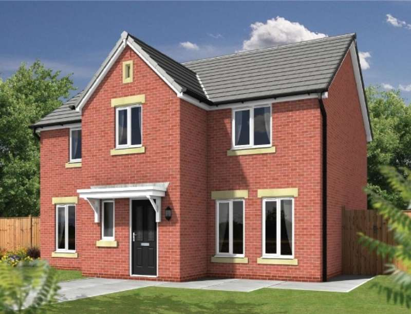 4 Bedrooms Property for sale in White Horse Meadows, Burnedge, Rochdale, OL16