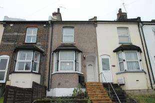 2 Bedrooms Terraced House for sale in Charles Street, Greenhithe, Kent